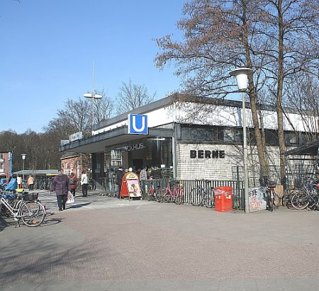 U-Bahnhof Berne