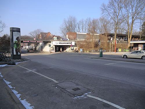 S-Bahnhof Wellingsbüttel
