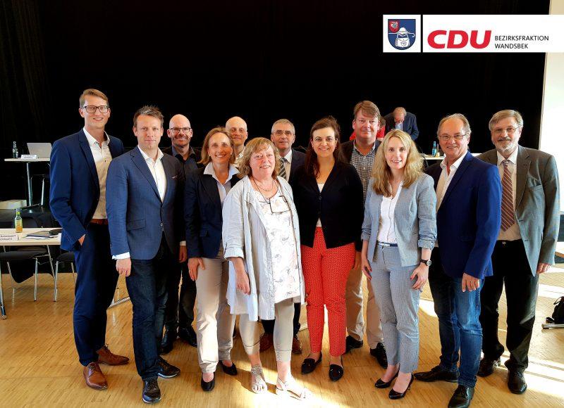 CDU-Bezirksfraktion Wandsbek 2019
