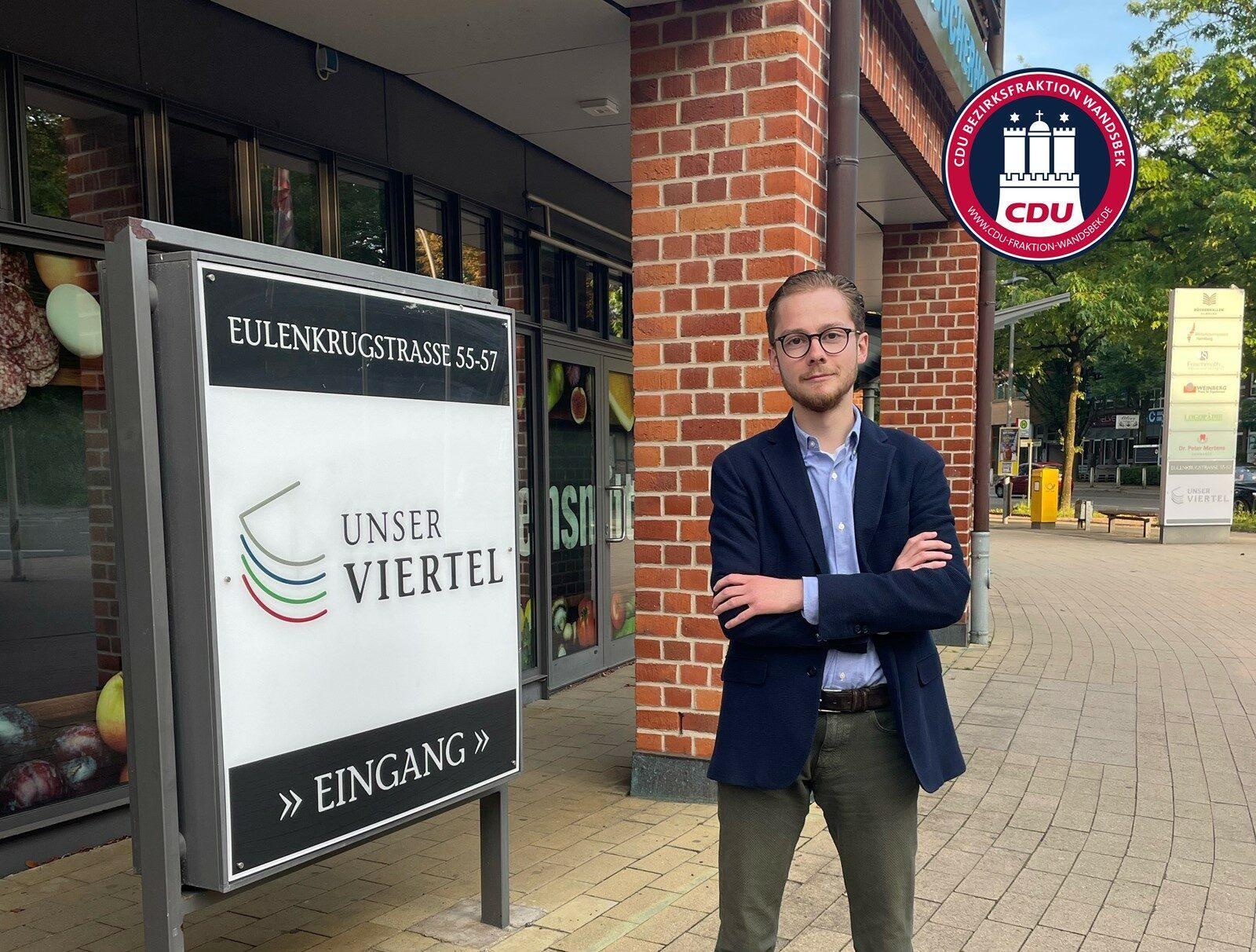 Kundenzentrum in Volksdorf